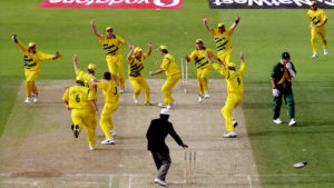 Australia 1999 World Cup win