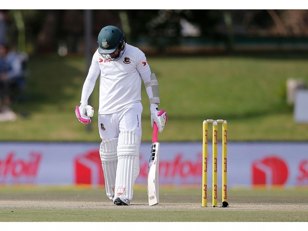 Shakib replaces Mushfiqur as Test captain