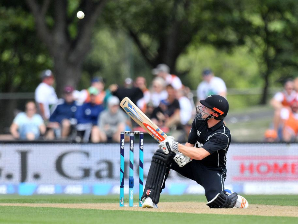 New Zealand v West Indies, 2nd ODI, Christchurch