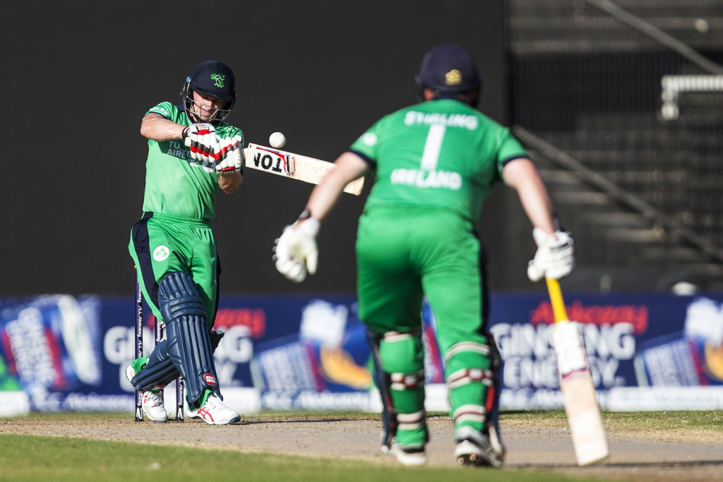 Ireland clinch tri-series in Dubai