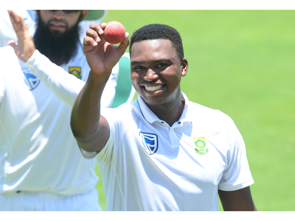 Ngidi leaves India reeling in 287 chases