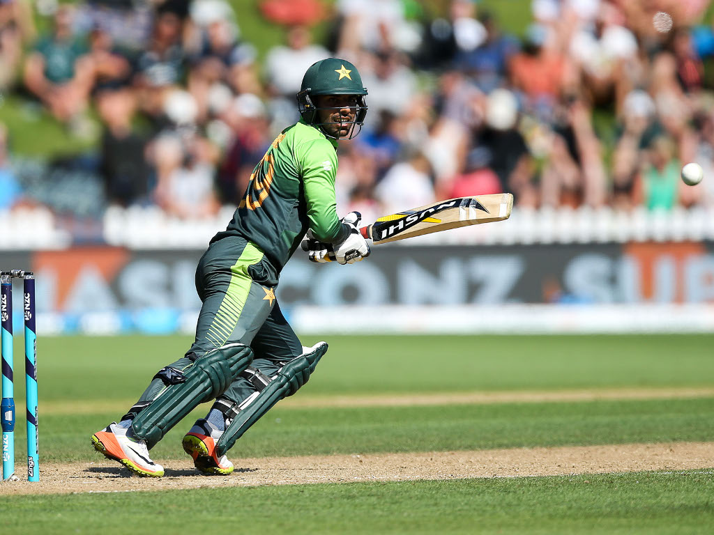 Black Caps v Pakistan 5th ODI