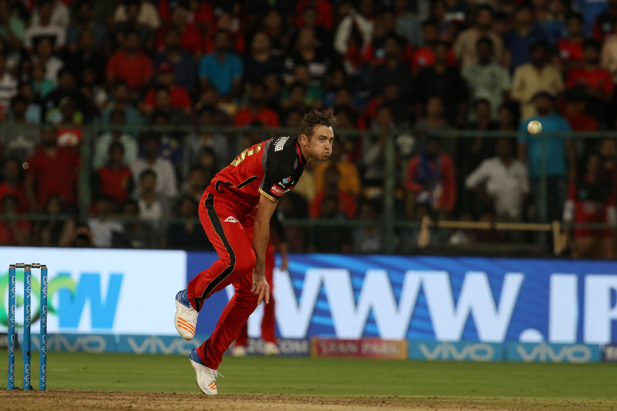 Image result for tim southee ipl 2018