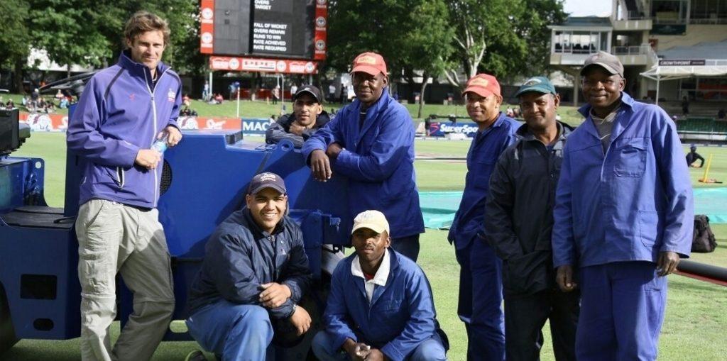 Newlands ground staff