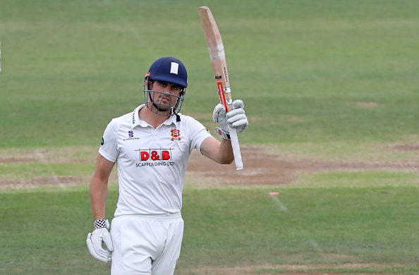 Alastair Cook Essex