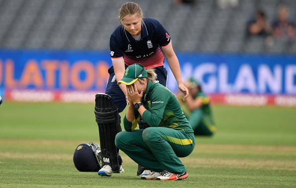 England v SA women