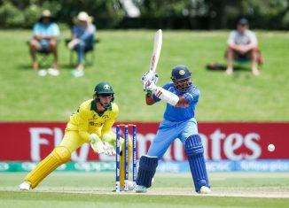 India vs Australia U19