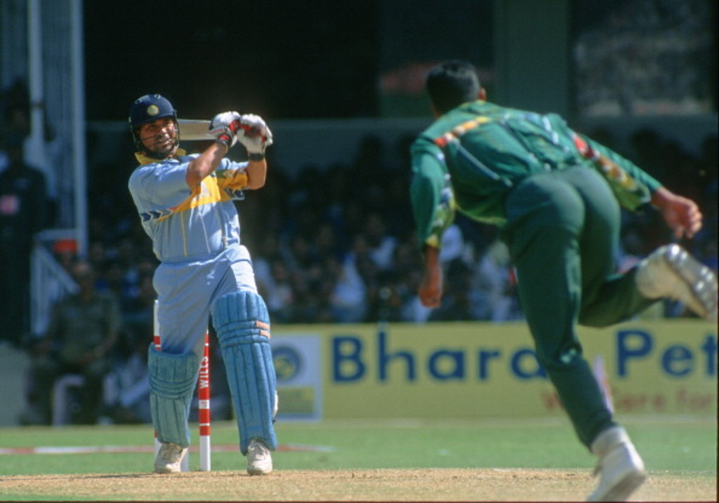 India v Pakistan at the World Cup: A history in pictures