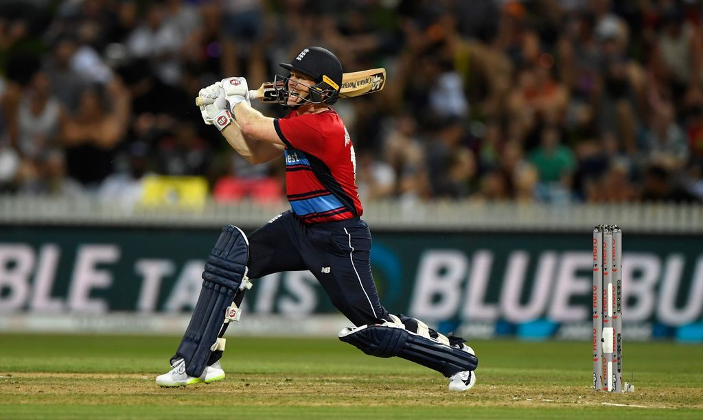Eoin Morgan T20 batting