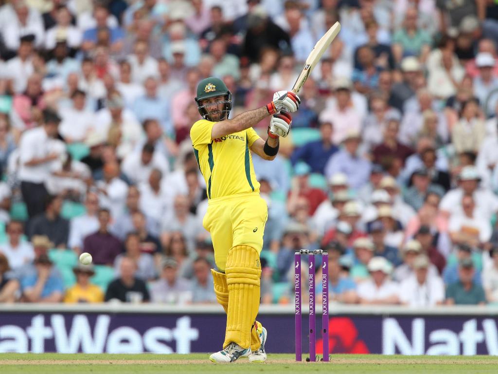 Glenn Maxwell - England vs Australia