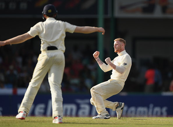 Ben Stokes big Test celeb