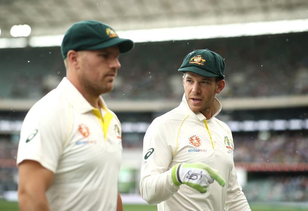 Australia retain Mitchell Starc, Aaron Finch for vital second Test
