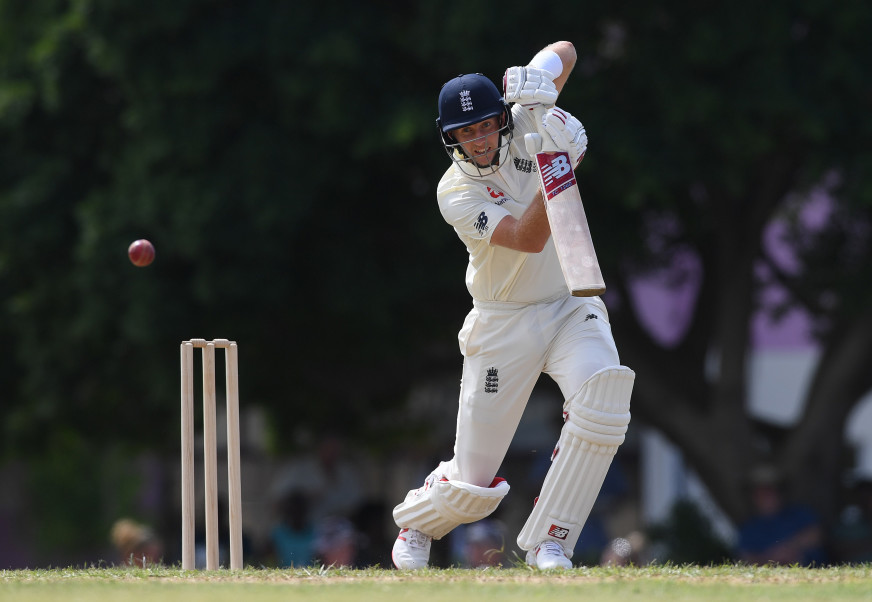 Joe Root England West Indies Barbados