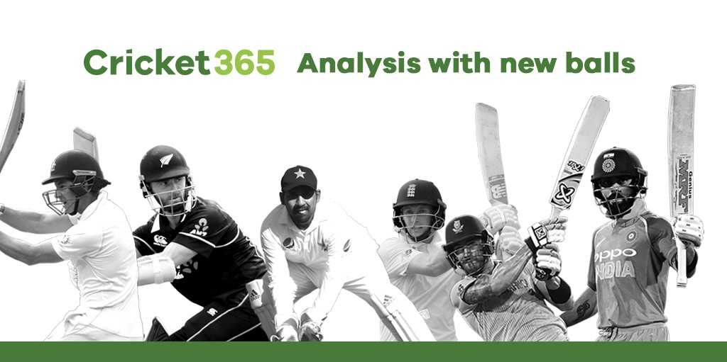 Cricket365: Analysis with new balls