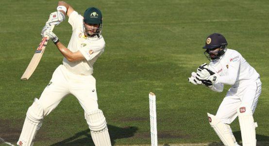 Kurtis Patterson Cricket Australia
