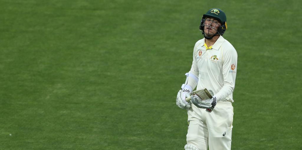 Matt Renshaw Cricket Australia Sri Lanka