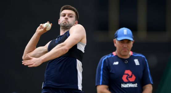 Mark Wood England Lions