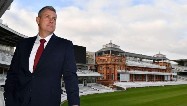 Ashley Giles England Cricket365