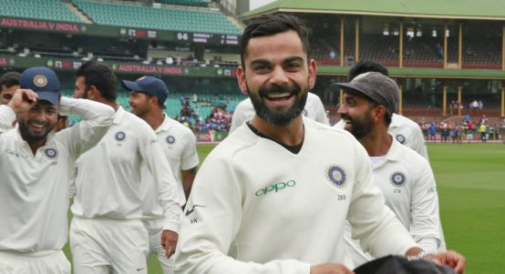 Virat Kohli India Australia