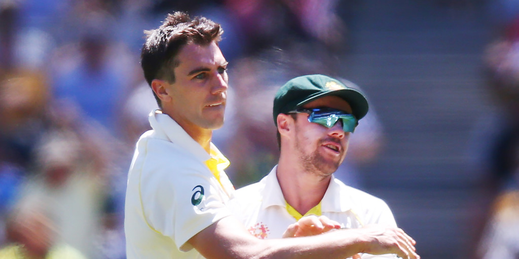 Pat Cummins Travis Head Australia vice-captains