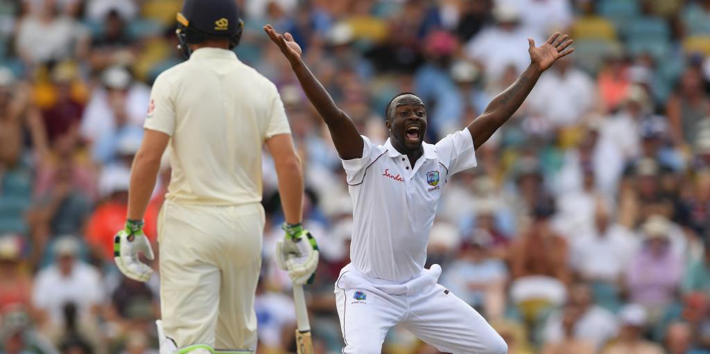 Kemar Roach West Indies England