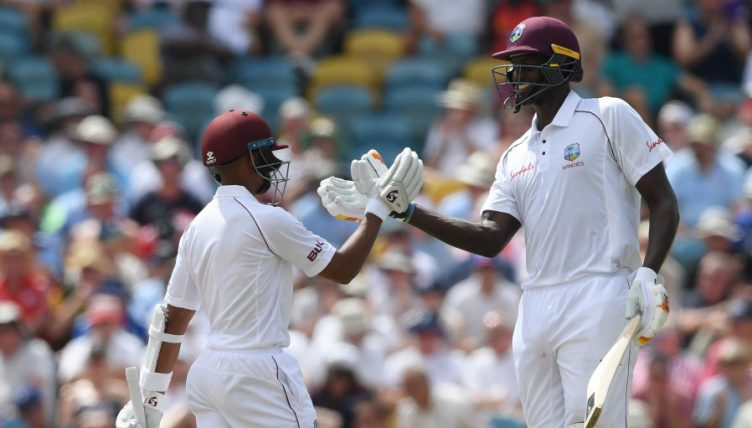 Shane Dowrich Jason Holder day three