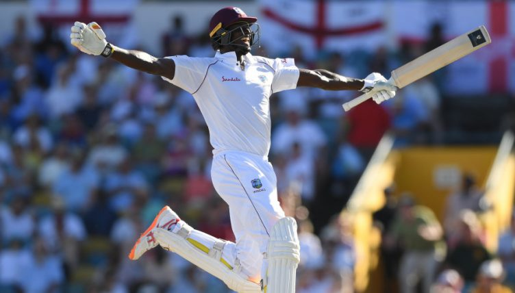 Jason Holder 200 West Indies England