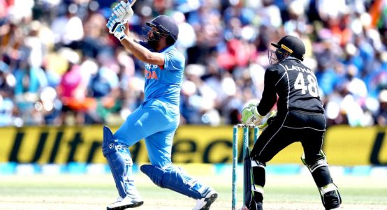 Rohit Sharma India New Zealand