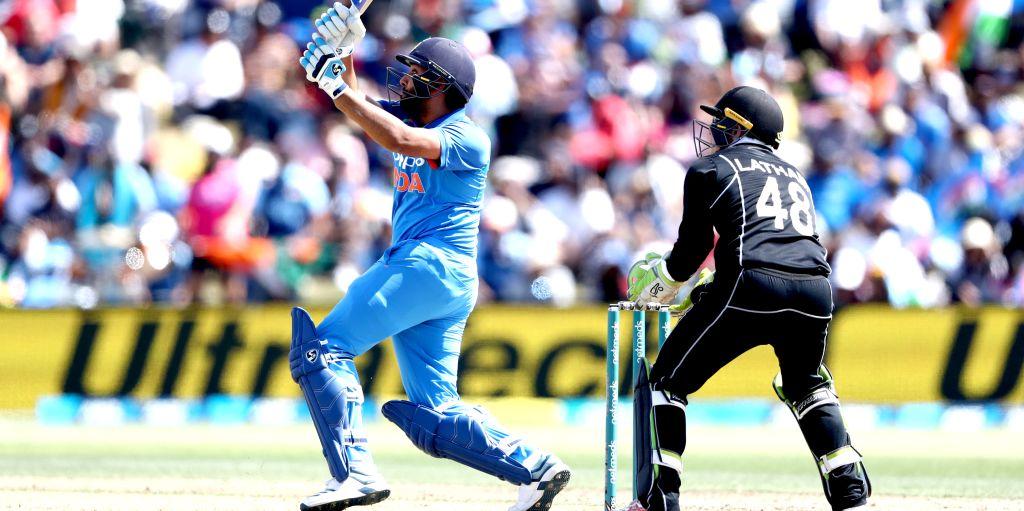 Rohit Sharma India New Zealand