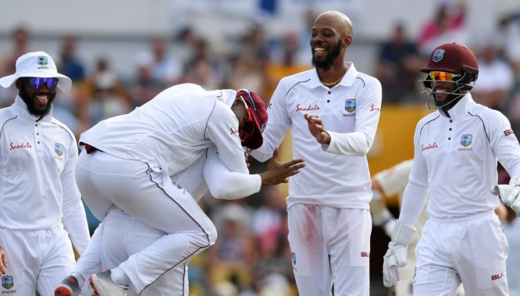 Roston Chase England worse West Indies