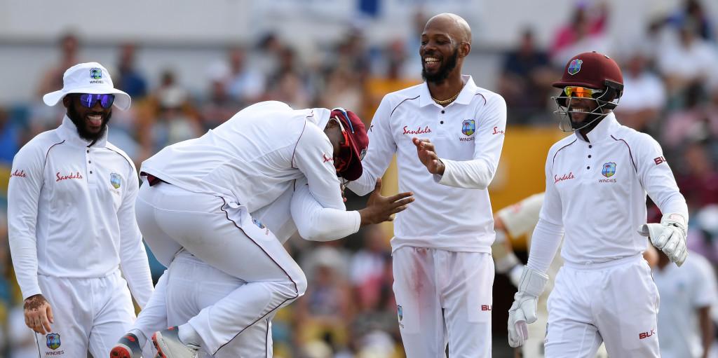 Roston Chase England worse West Indies