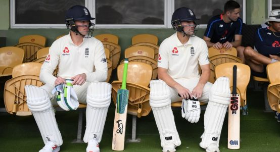 Keaton Jennings Rory Burns