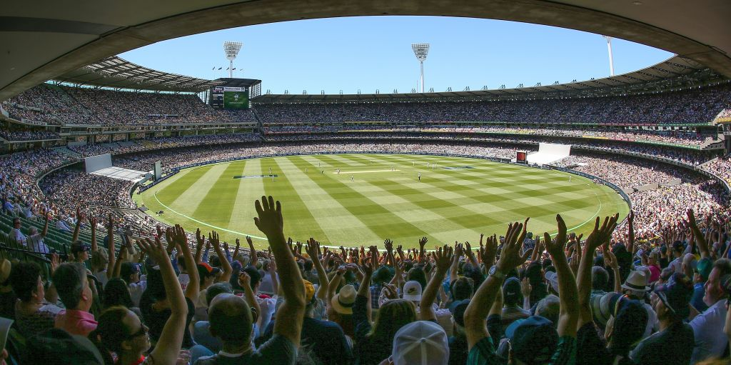 Melbourne Cricket Ground T20 fixture announcement