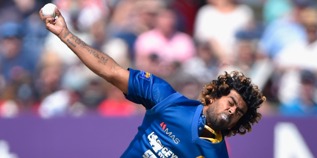 Lasith Malinga weird action