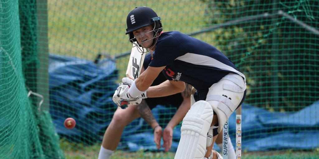 Joe Denly England Test chance