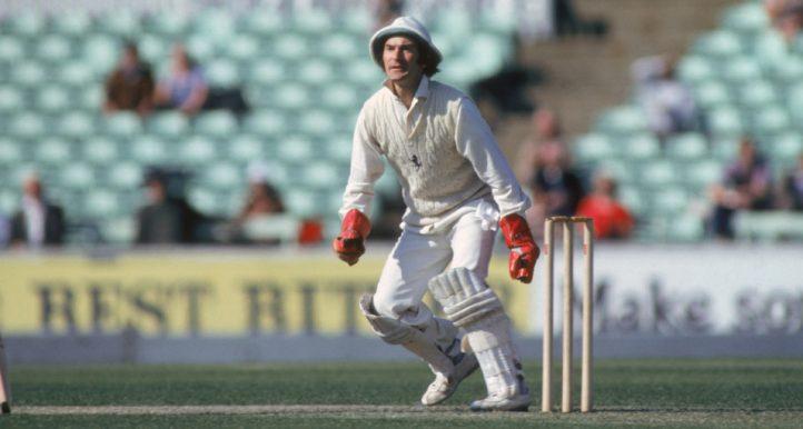 Alan Knott England wicketkeeper