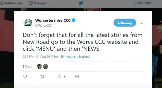 WorcsCCC Twitter
