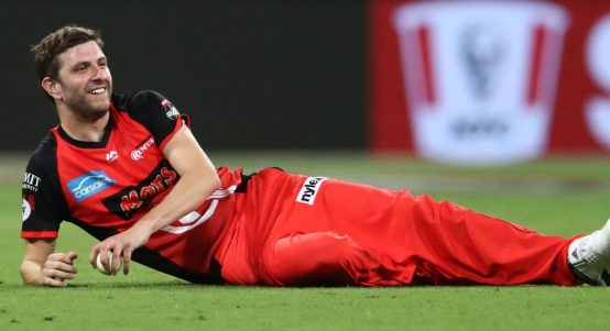 Harry Gurney Melbourne Renegades