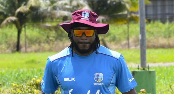 Chris Gayle West Indies