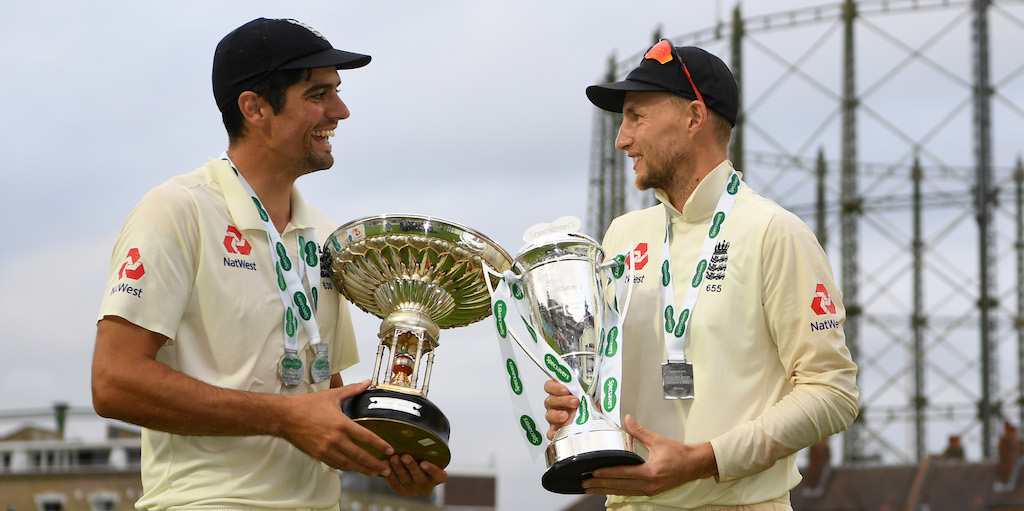 during day five of the Specsavers 5th Test match between England and India at The Kia Oval on September 11, 2018 in London, England.