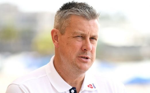 Ashley Giles England