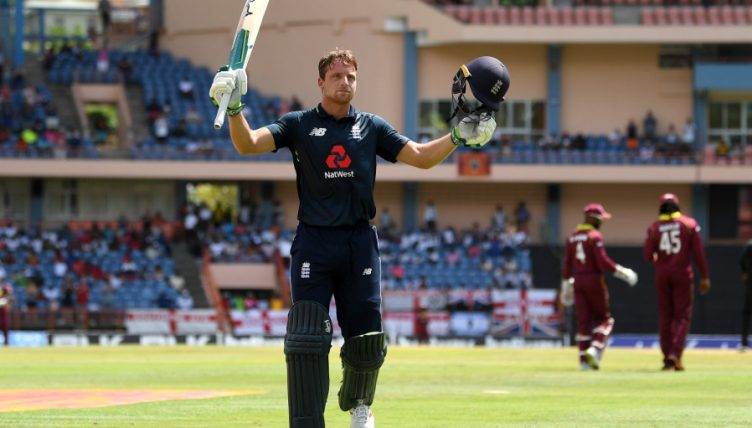 Jos Buttler England West Indies
