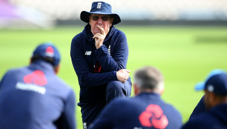 Trevor Bayliss England