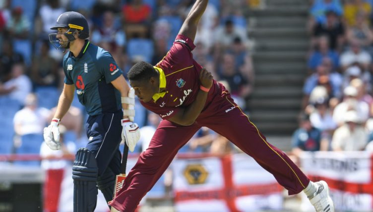 Oshane Thomas England West Indies