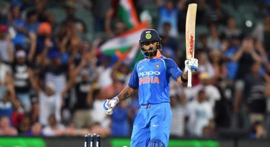 Virat Kohli Australia ODI 2019 PA