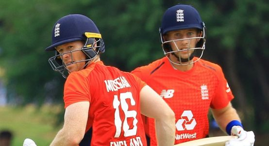 Joe Root Eoin Morgan England