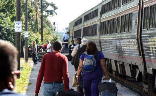 Amtrak train Florida PA
