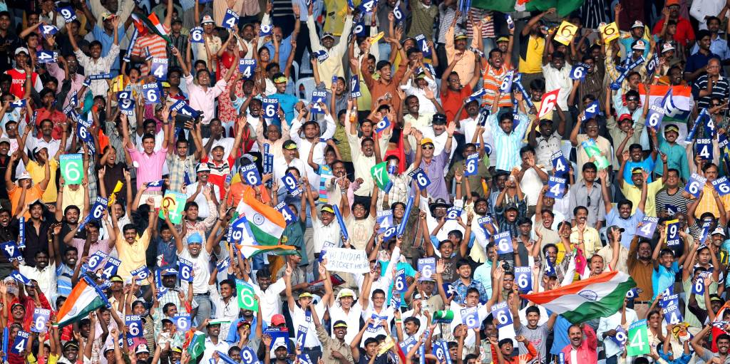 India fans generic PA