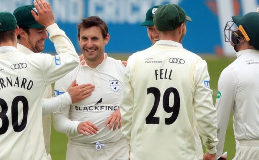 County Championship squad numbers PA