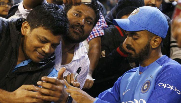 KL Rahul fans India Kings XI Punjab PA